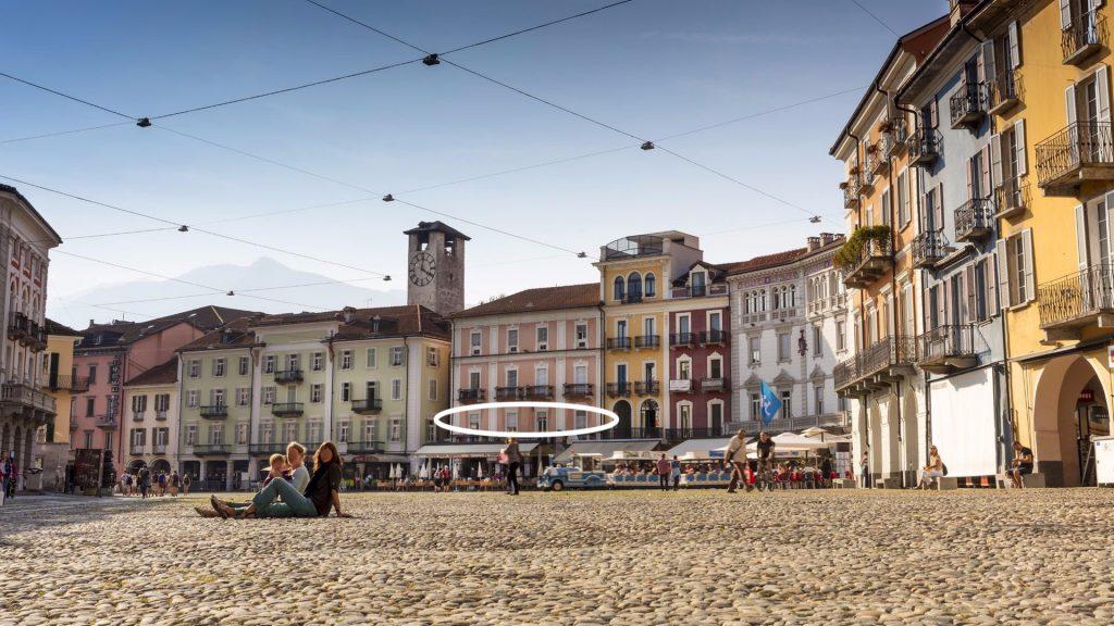 Fiduciaria-Locarno-Piazza grande- Verduci